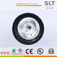 bldc brushless wheel hub motor for electric scooter for sale