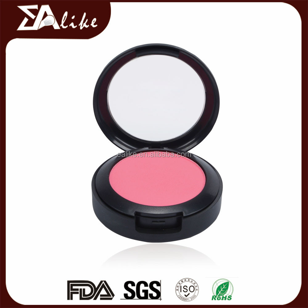 Mineral shiny makeup cream chemical powder pink natural blush