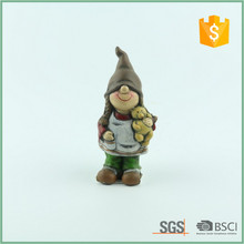 Small Gnome Boys And Girls Home Decor Figurines