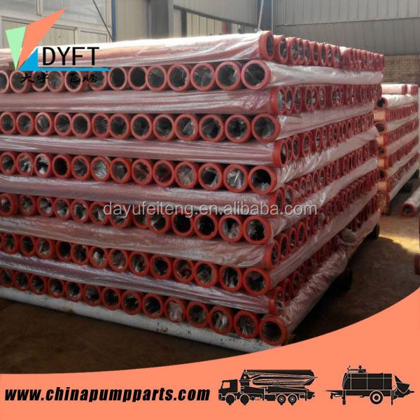 st52 concrete pump harden pipe for construction machinery