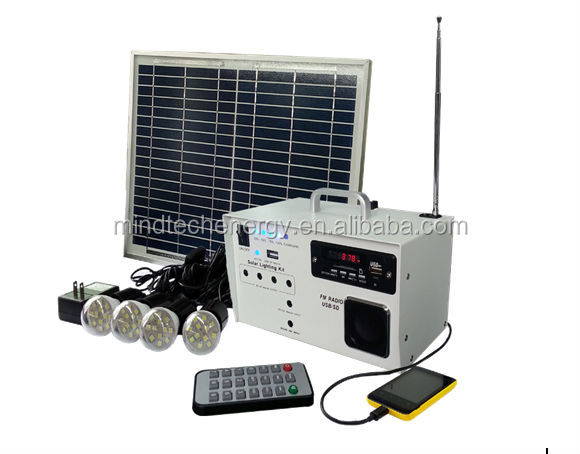 Solar off Grid Power Generating System