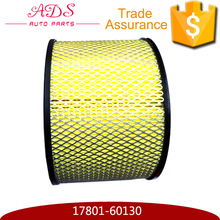 17801-60130 Paper For Car Air Filter For Landcruiser HZJ78 HZJ79