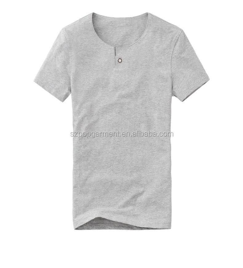 2015 free DIY design custom made bulk blank printed men's T-shirt
