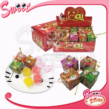 Wedding Gift Fruity Sugar Coated Jelly Soft Candy