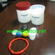 green eco-friendly biodegradable polymorph,