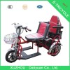 passenger enclosed cabin 3 wheel motorcycle electric bicycle foldable