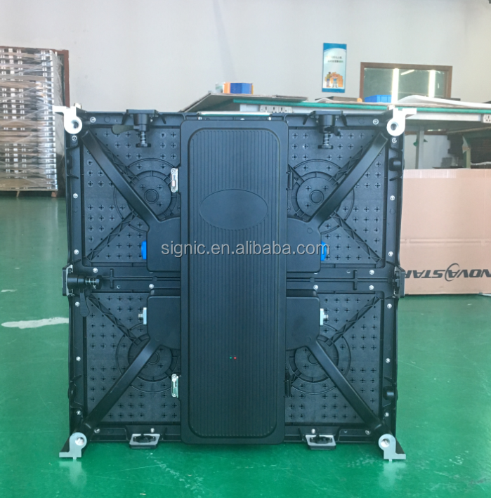 ShenZhen factory Rental full color outdoor panel P3.91 p4.81 led video wall / IP65 P3.91led display/p4.81 P3.91 outdoor led