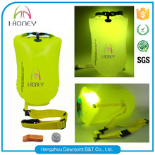 16L adult open water swimming floating buoy for hot sale