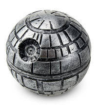 Wholesale death star Grinders - Herb Spice & Tobacco Grinder Tool With Pollen Catcher - Weed Accessories universal tool grinder
