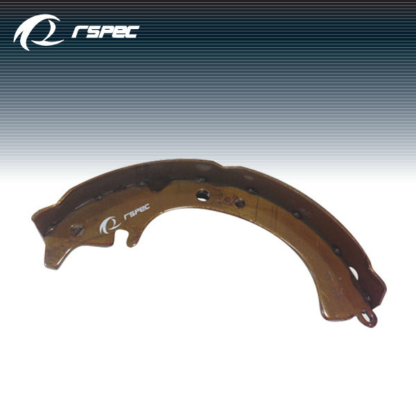 OE NO 44060-05N25 kapaco brake shoe manufacturing process for pathfinder pick up