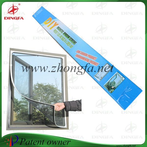 New design green cheap window screen,window cotton screen products