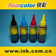 china wholesale factory direct price waterproof UV pigment DYE ink for office inkjet printer