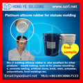 chemical raw material, food grade liquid silicone for life-size dummies making