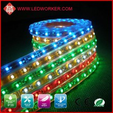 Factory Directly Selling WS2801 36LED/M Led Strip Addressable DC12V 9W IP20 From Ledworker