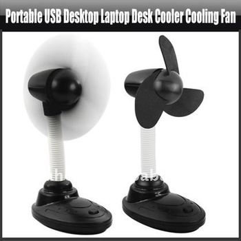 Portable USB Desktop Laptop Desk Cooler Cooling Fan,YAN108A