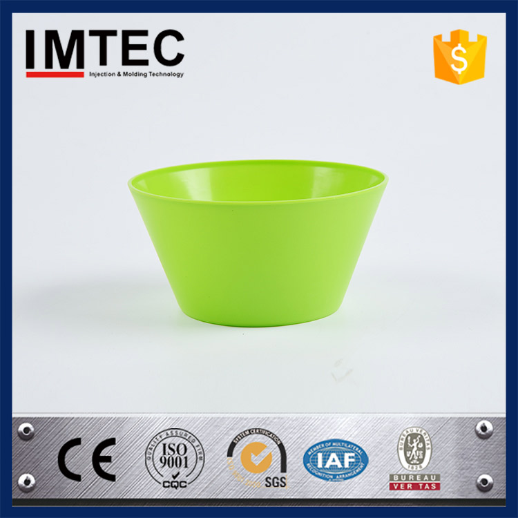 new style ningbo supplier colorful plastic mixing bowl