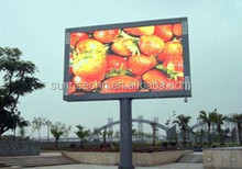 waterproof 7000nits P6 P8 P10 electronic highway led billboard advertising for sale