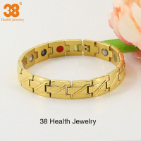 wholesale price germanium 5 in 1 3000 gauss charm bracelet for sale