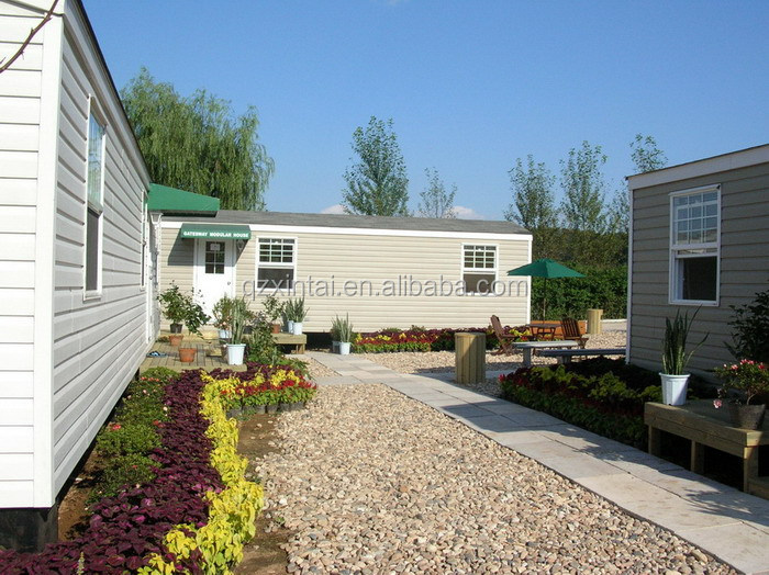 40 feet mobile container renovation room sound insulation moistureproof seismic to keep warm