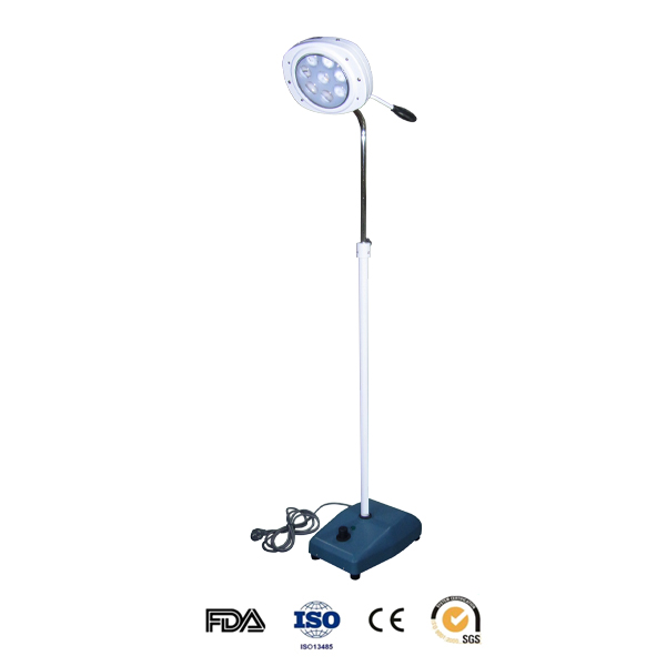 LED OPERATING/DIAGNOSTIC LIGHT IN FLOOR STAND