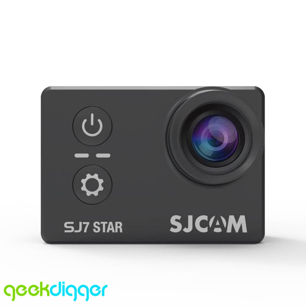 Original SJCAM SJ7 Star 4K Action Camera 30fps Ultra HD Ambarella A12S75 Touch Screen 30M Waterproof Xiaoyi SJ6