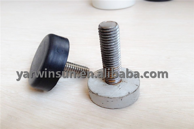 Threaded rubber feet for table and chair custom rubber leg tips buy 2 inch rubber feet laptop - Threaded furniture feet ...