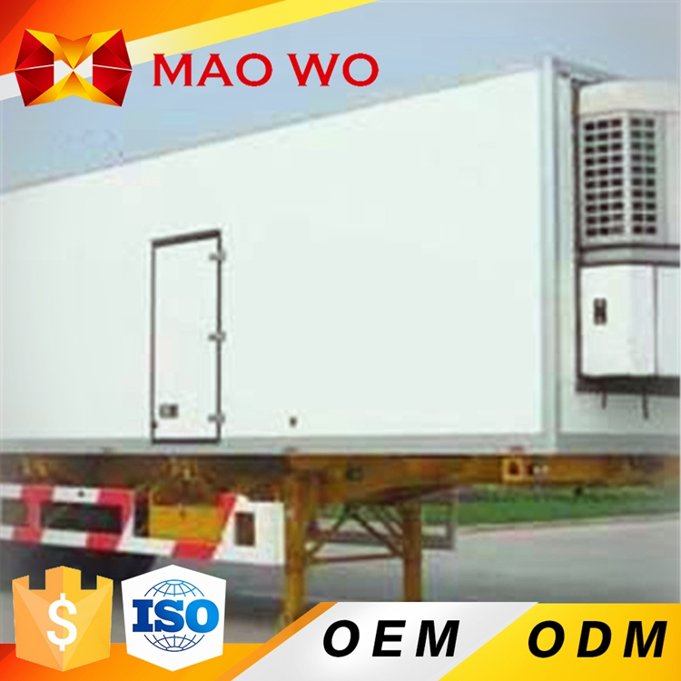 high quality hot sale small freezer van refrigerated truck