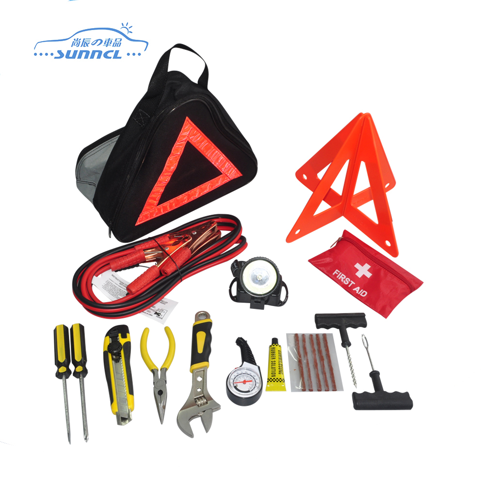 Professional supplier convenient emergency tire repair kit