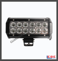offroad 4x4 accessories light bars for trucks led LB3039-36W