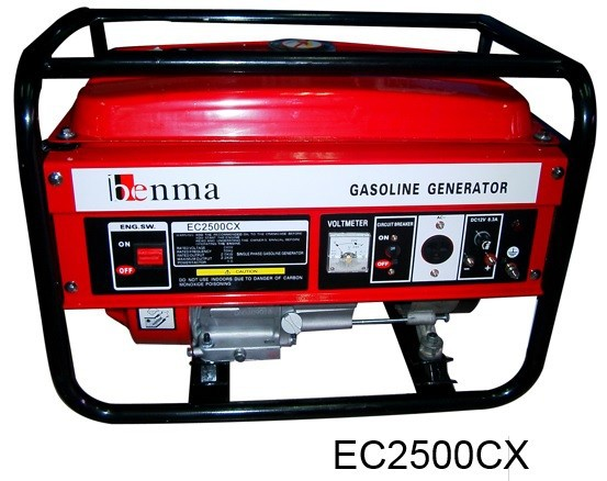 Benma Gasoline Engine & Generator EC2500CX