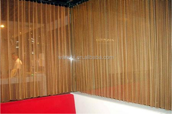Architectural Facades Metal Decorative Wire Mesh Curtain ( Factory/CE)