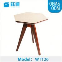 2015 HOT SALES classical European MDF antique nail table