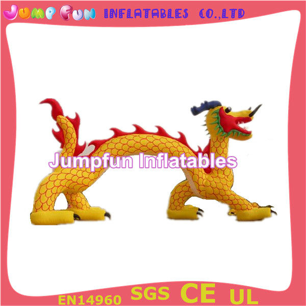 inflatable dragon arch inflatable dragon model