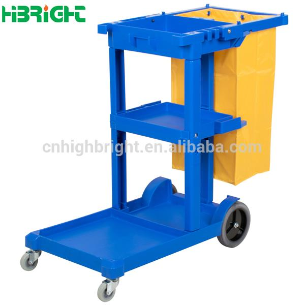 hospital cart hotel housekeeping trolley hospital cart