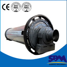 SBM Low price High safety and energy saving planetary ball mill
