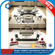 High Quality New 2016 Car Body Kit For Toyota Land Cruiser LC200 2016 2008-on