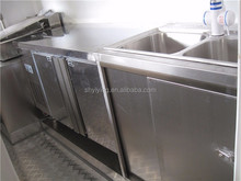 used food kiosk for sale/food kiosk business/catering trailers mobile food kiosk