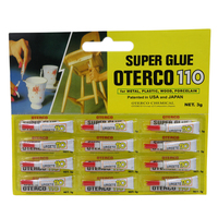 Cyanoacrylate Adhesive super Transparent quick Glue