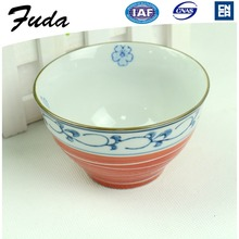 Ceramics Pottery Type Tableware Dinner Bowl Rice Soup Bowl