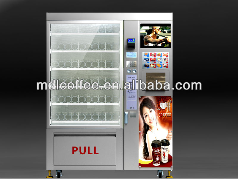 popular can/bottle/box packaging drink vending machine LV-X01