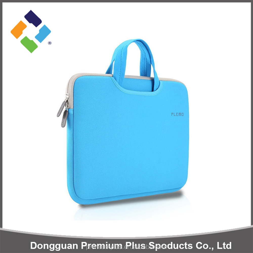 Fashionable design promotional price neoprene 17 inch laptop bag sleeve cover