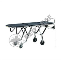 Body Stretcher In The Morgue Medical