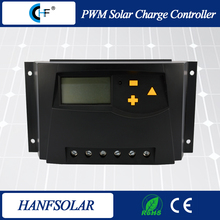 PWM 30A solar charge controller 5V USB Charger 12V 24V Solar Panel Battery LCD Charger