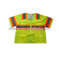 DFV-C530 ANSI Class 3 Mesh Short sleeves Public Safety Vest