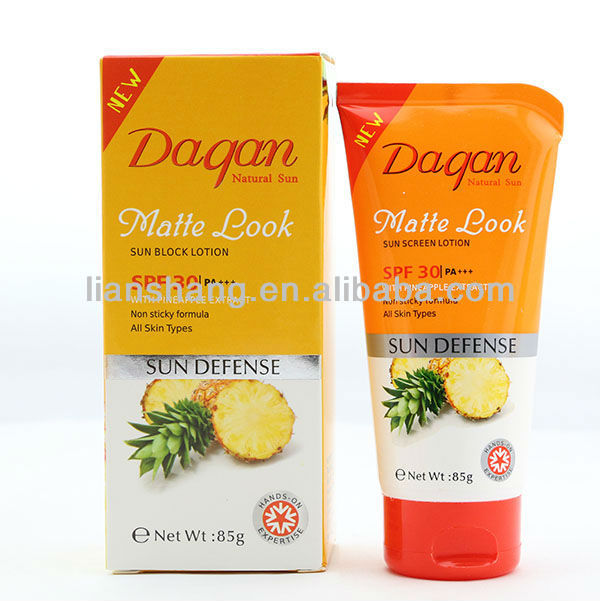 Pineapple Extract spf 30 sunscreen in india