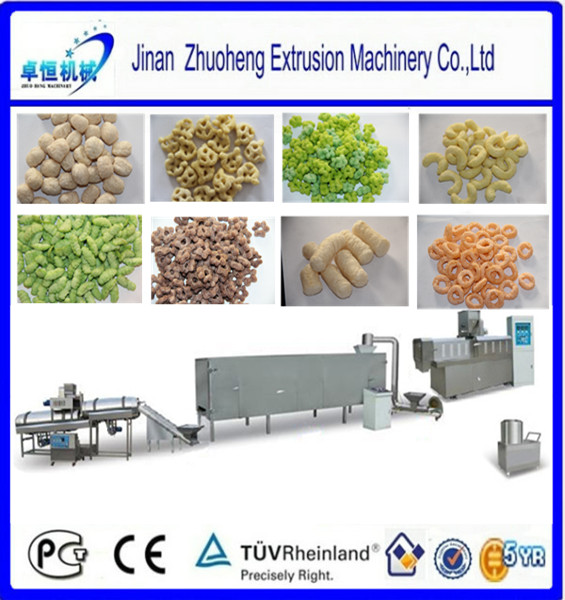 corn grits snacks production line/ processing line/making machine