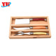 Hot sale 3pcs cheese knife with ABS handle