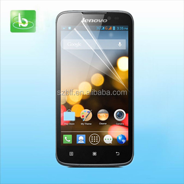 Anti glare lcd tv screen protector for Lenovo a516 factory supply