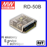 RD-50B Mean Well Dual Output 50W 5V 24V Switching Power Supply