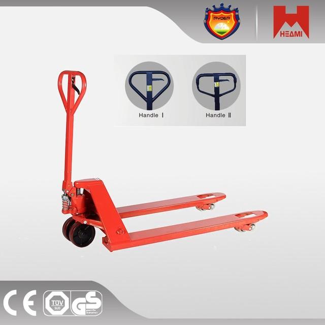 China supplier fork hand pallet truck cheuklift power pallet truck